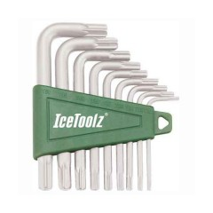 IceToolz Torx Wrench Set