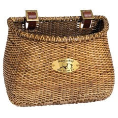 Nantucket Classic Rattan Stain Basket