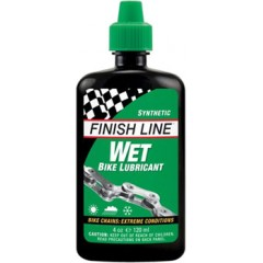 Finish Line WET Lube, 4oz Drip