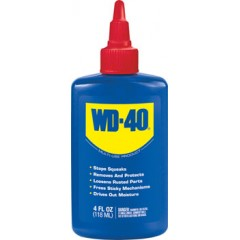WD-40 BIKE Multi-Use Product Individual 4oz