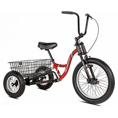 Nuvo Trike Adult Sized Tricycle