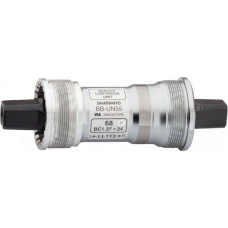 Shimano UN55 Square Taper Bottom Bracket 68X127 English
