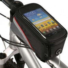 Top Tube Cell Phone Bag