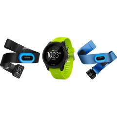 Garmin Forerunner 935 GPS Running Watch Tri Bundle