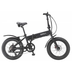 Biria Electric Folding Fat Bike