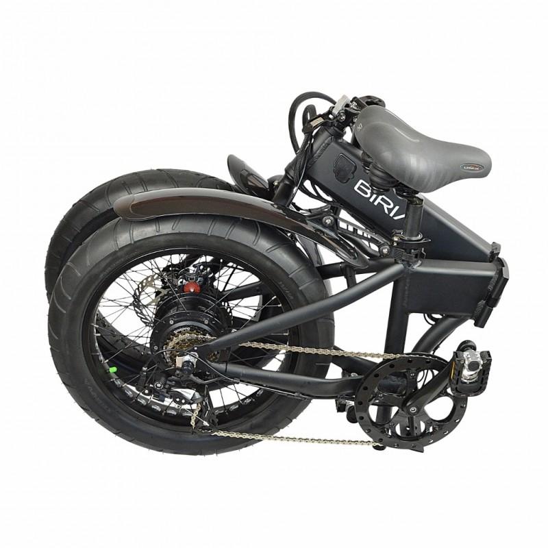 Electric Fat Bike >> Biria Electric Folding Fat Bike I Nyc Bicycle Shop