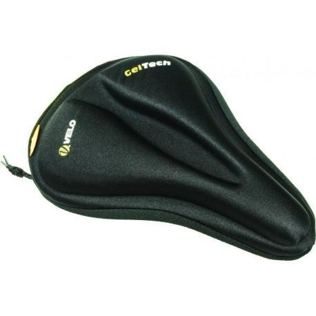 Black D2O Velo ATB Gel Tech Seat Cover