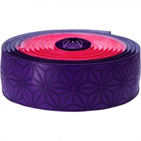 Neon purple Supacaz Super Sticky Kush Handlebar Tape Neon blue Neon pink