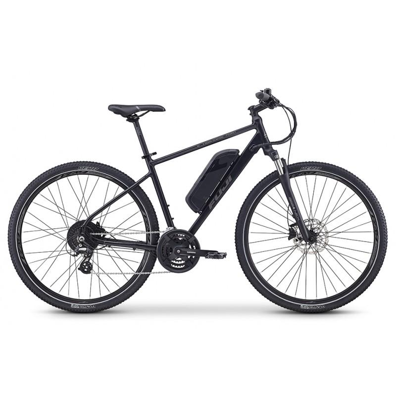 Electric Pedal Bike >> Fuji E Traverse 2 1 Electric Bike 2019 Nyc Bicycle Shop