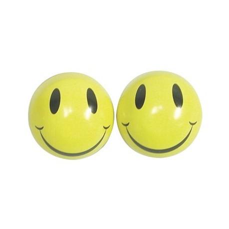 Trik Topz Valve Caps Smiley Face I Nyc Bicycle Shop