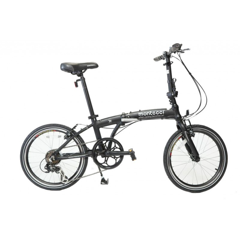 Montecci Folding Bike I Nyc Bicycle Shop